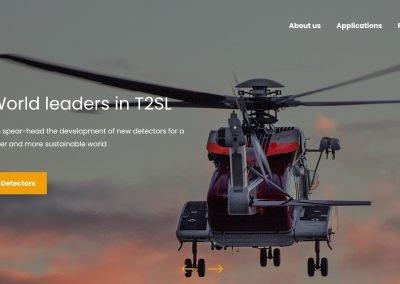 Projekledning ny hemsida